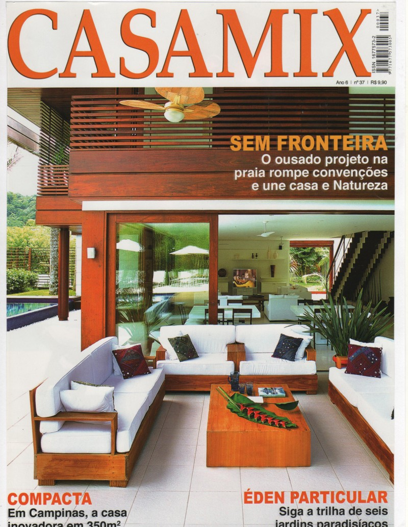 CAPA – Casa Mix – Capa Ano 6 nº 37_2007